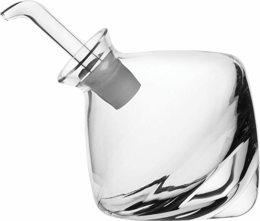 Tilt Oil and Vinegar Bottle 300ml by Nude Glass | Design