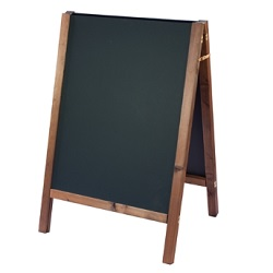 A Frame Chalk Boards