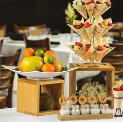 Tabletop Wedding & Event Buffets