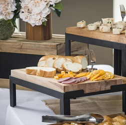 Chopping Board Riser & Frostone Riser Display