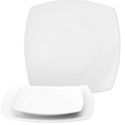 Rounded Square Plates