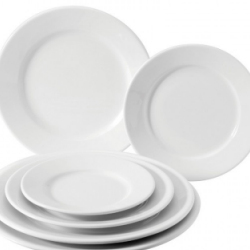Winged Plates