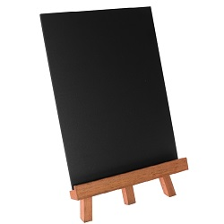 Easel & Tabletop Chalk Boards