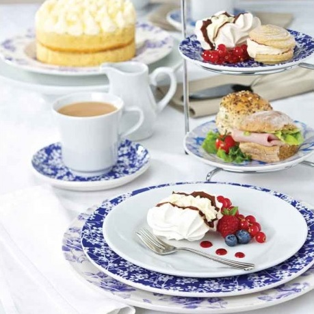 Heritage Afternoon Tea Crockery