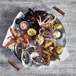 Seafood Combos & Gumbos
