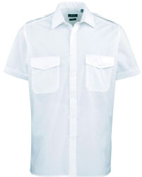 Short Sleeved Pilot Shirts