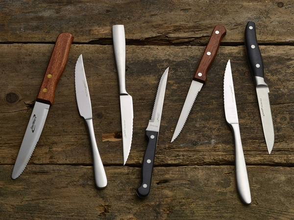 Genware Steak Knives