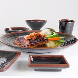 Tenmoku Melamine Collection