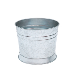 1.75 Gal Galvanized Tub/Base for BDG1000, 9.375 x 7.5""
