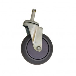 102mm / 4? Rubber Wheel Caster, for Bus Carts PLBC3316/4019