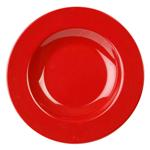 16 oz, 11 1/4? / 285mm Pasta Bowl, Pure Red