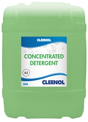 CONCENTRATED DETERGENT 20% 20L Concentrated, Detergent, 20%, Cleenol