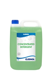 CONCENTRATED WASHING UP LIQUID 20% 5L Concentrated, Washing, Up, Liquid, 20%, Cleenol