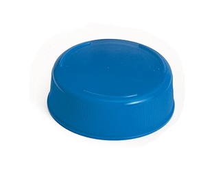 24 oz InvertaTop(TM) 63 mm End Cap, Blue