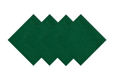 24 x 24cm Forest Green Cocktail Napkin (2000 Pack)