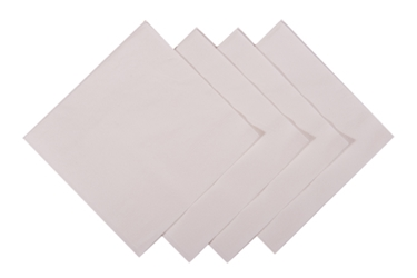 24 x 24cm White Cocktail Napkin (2000 Pack)