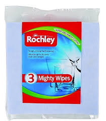 Rochley Mighty Wipes (3 Pack)