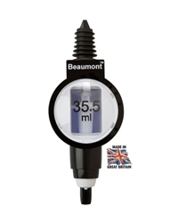 35.5ml SL Spirit Measure VERIFIED (Each) 35.5ml, SL, Spirit, Measure, VERIFIED, Beaumont