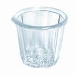 59ml / 2 oz Syrup Pitcher, Clear