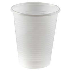 7oz White Water Cup
