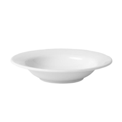 8 oz, 7 3/4? / 200mm Wide Rim Salad Bowl, White
