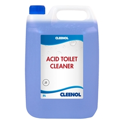 ACID TOILET CLEANER  5L Acid, Toilet, Cleaner, Cleenol