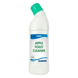APPLE TOILET CLEANER  750ml Apple, Toilet, Cleaner, Cleenol