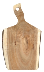 Acacia Display Bread Boards, 16 x 8 x 0.75""