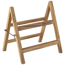 Acacia Wood Display Stand 38x30x40cm (Each) Acacia, Wood, Display, Stand, 38x30x40cm, Nevilles