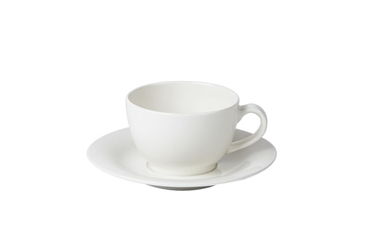 "Academy Saucer for Cappuccino Cup 16cm/6.25"" (Pack of 6)"