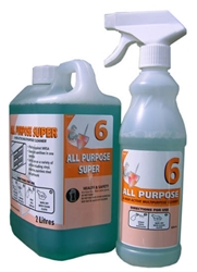 All Purpose Super Sanitizer 50:1 Concentrate (2 x 2ltr)