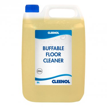 BUFFABLE FLOOR CLEANER  5L Buffable, Floor, Cleaner, Cleenol
