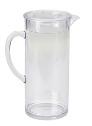Beverage Pitcher with Lid