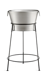 Beverage Tub Stand, Black (Fits BT21 )