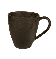 Black Ironstone Mug 45cl (Pack of 6)