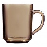 Bock Smoked Mug 8.8oz  (36 Pack) Bock, Smoked, Mug, 8.8oz,
