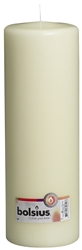 Bolsius® Professional Pillar Candle 300mm x 100mm Ivory (4 Pack) Bolsius, Professional, Pillar, 300mm, 100mm, Ivory, bolsius