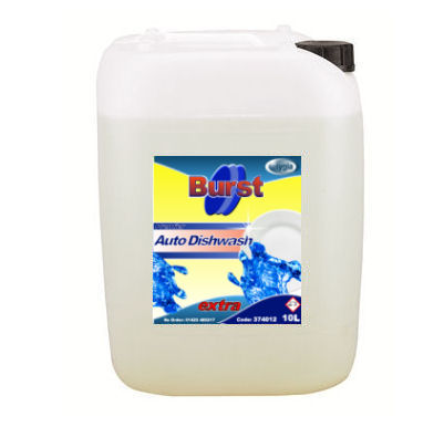 Burst Auto Dishwash Liquid 10L Extra