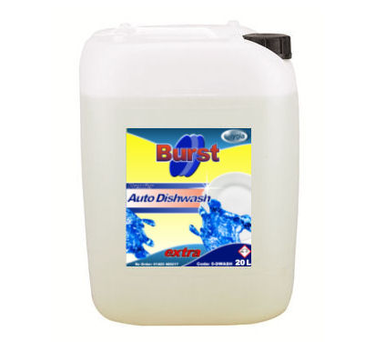 Burst Auto Dishwash Liquid 20L Extra