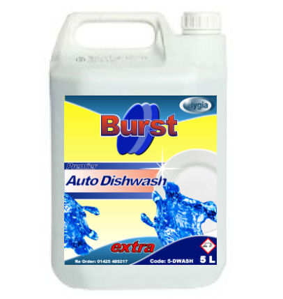 Burst Auto Dishwash Liquid Extra 5L