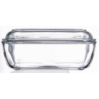 "Butter Dish With Lid 6.7"" 17cm (24 Pack) Butter, Dish, With, Lid, 6.7"", 17cm"