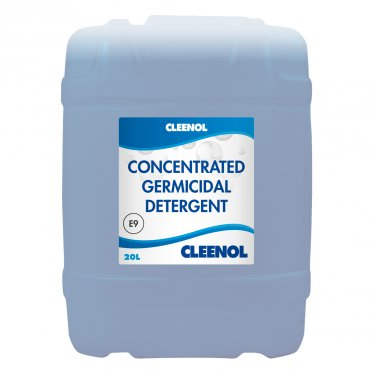 CONCENTRATED GERMICIDAL DETERGENT  20L Concentrated, Germicidal, Detergent, Cleenol