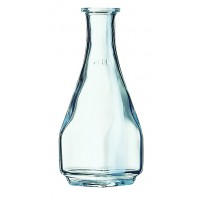 Carre Square Carafe 17.6oz  (12 Pack) Carre, Square, Carafe, 17.6oz,