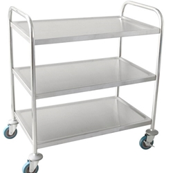 Catering Trolley 3 Tier 860X540X940Mm