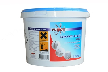 Channel Blocks Blue - OCEAN 3.25Kg Tub