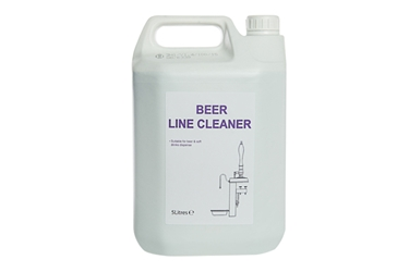 Clear Beerline Cleaner