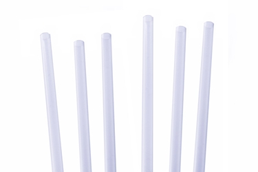"Clear 5.5"" Jumbo Straw 6mm (x500)"