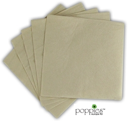 Completely Green! Kraft Recycled 1ply Napkin 30x30 (5000 Pack)