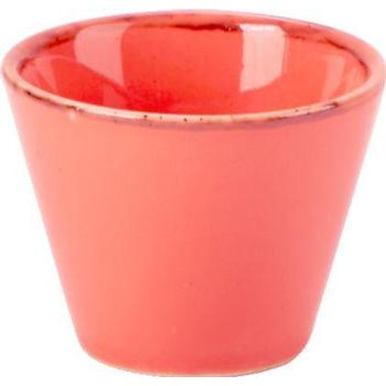 "Coral Conic Bowl 5.5cm/2.25"" 5cl/1.75oz (Pack of 6)"
