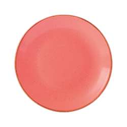 "Coral Coupe Plate 18cm/7"" (Pack of 6)"